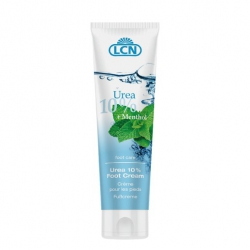 LCN Urea 10% Foot Cream With Menthol